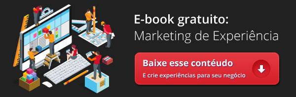E-book: Marketing de Experiência